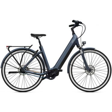 O2Feel - iSwan City Boost 8.1 - 2021 - Electric Bike