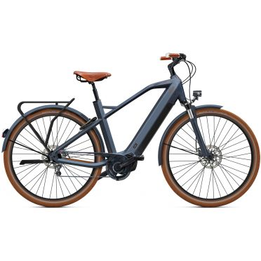 O2Feel - iSwan Urban Boost Brooks Limited - 2021 - Electric Bike