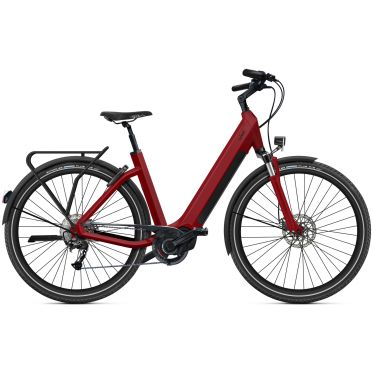 O2Feel - iSwan Explorer Boost 6.1 - 2021 - Electric Bike