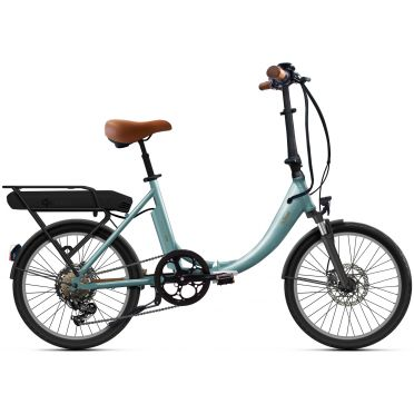 O2Feel - Peps Fold Origin 2.1 - 2021 - Folding Electric Bike