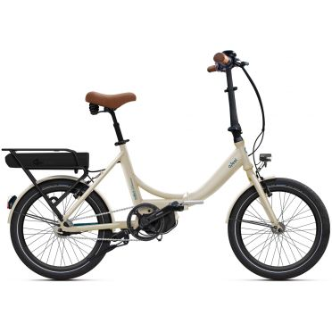 O2Feel - Peps Fold Up 3.1 - 2021 - Folding Electric Bike