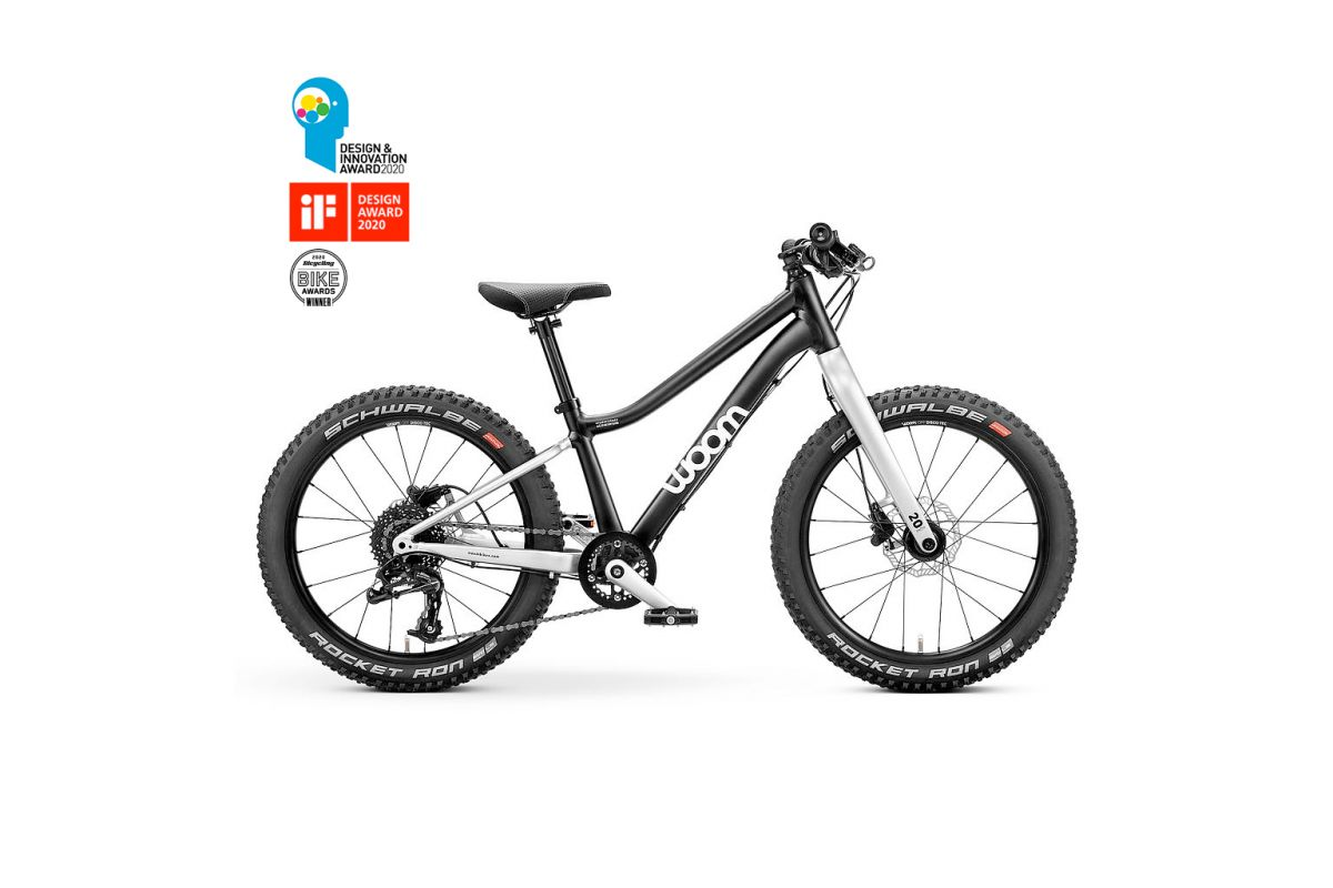 Woom - Off 4 - 6 to 8 yo - Kid Bike