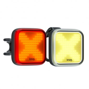 Knog - Blinder X - Bike Lights Twinpack