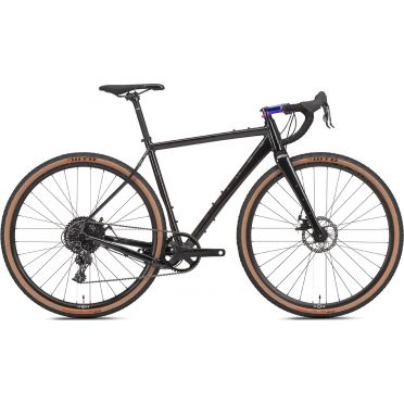 NS Bikes - RAG+ 1 - 2021 - Black  - Gravel Bike