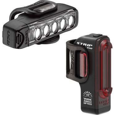 Lezyne - Strip Drive Front and Rear Bike Light