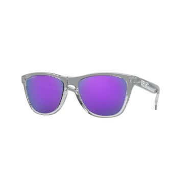 Oakley - Frogskins Polished Clear - Sunglasses