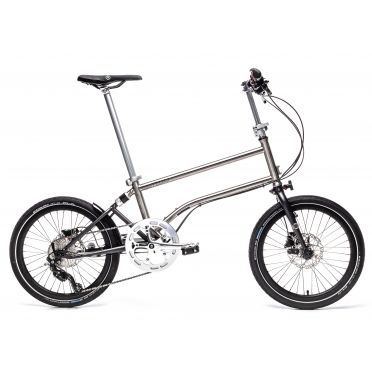 VELLO - Rocky Titanium - Folding Bike