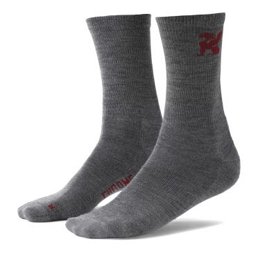 Chrome - Merino Crew Socks