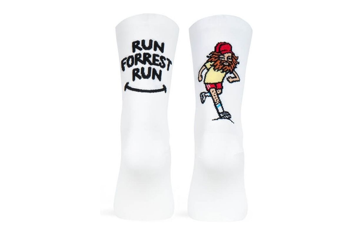 Pacific & Co - Forrest run - Cycling Socks