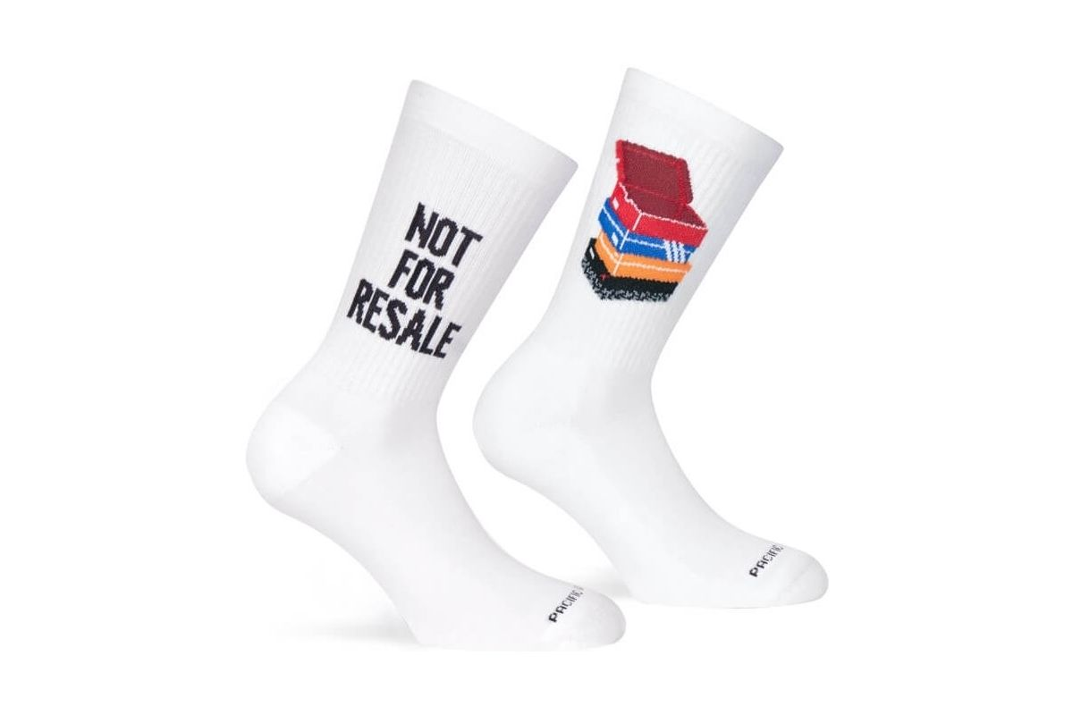Pacific & Co - Not for resale - Cycling Socks
