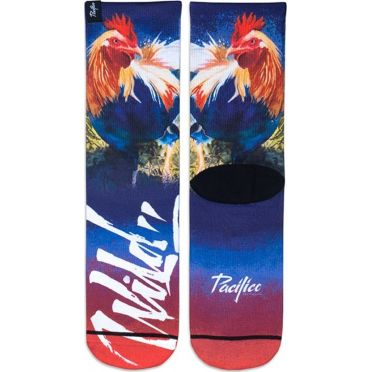 Pacific & Co - Rooster - Cycling Socks