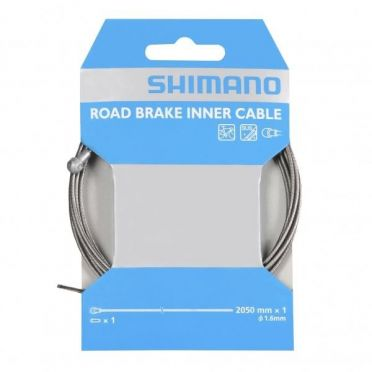 Shimano - Stainless steel road bike brake cable