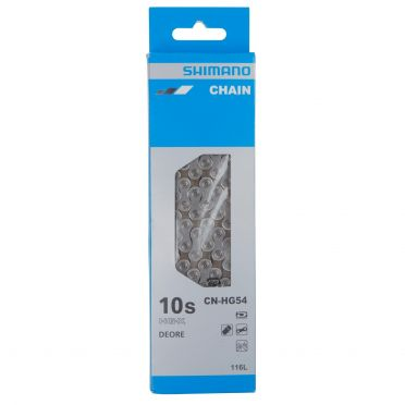 Shimano - 10 speed chain Deore CN-HG54