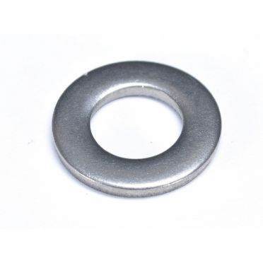 P&A - 10x flat stainless washers
