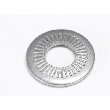 P&A - 10x curved stainless washers