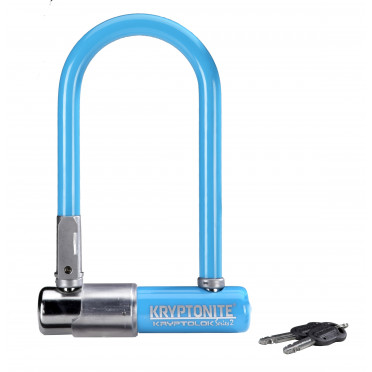 Kryptonite - Serie 2 Mini U Blue - Lock