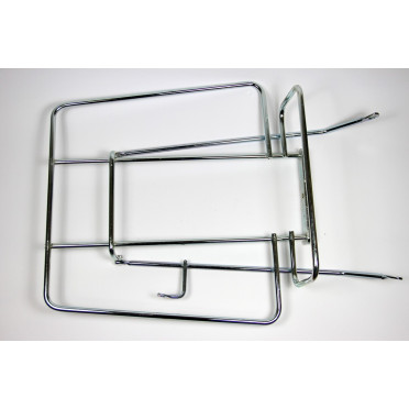 Chrome - Front luggage carrier