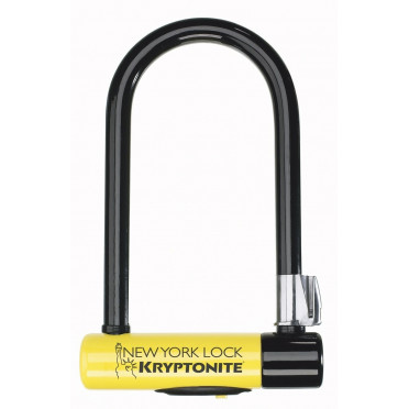 Kryptonite - NewYork U-lock - Lock