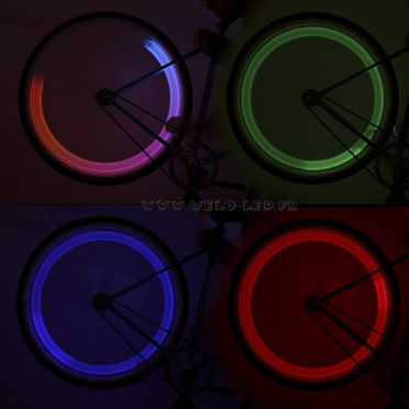 Vagues - Led - Spoke light