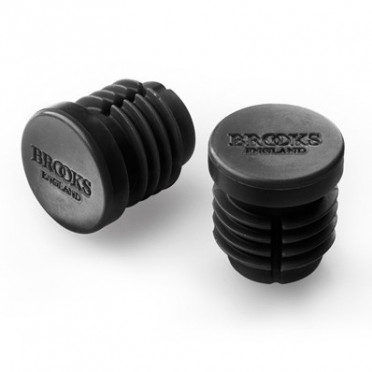 Brooks - Handlebar end caps