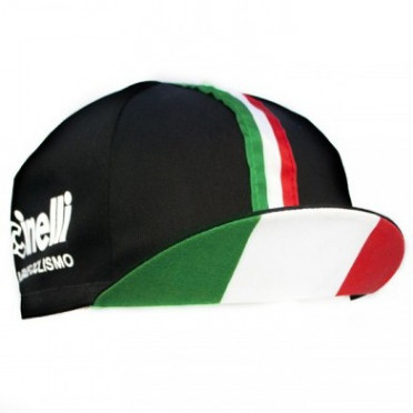 Cinelli - Italian Flag - Cycling cap